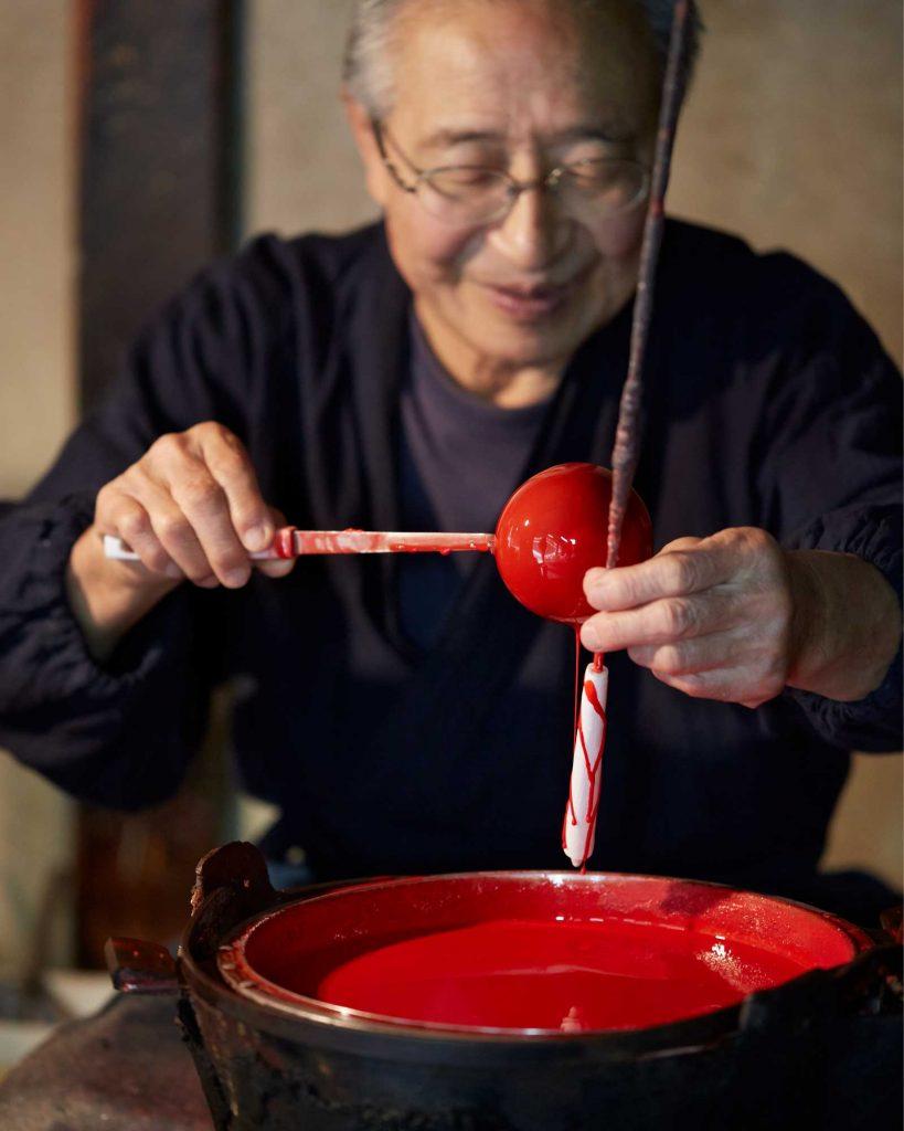 คุณจะไปไม่ถึงญี่ปุ่นถ้าไม่ไปทัวร์ศิลปะและงานฝีมือ