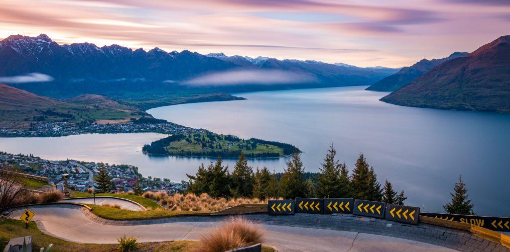 สถานที่ท่องเที่ยวที่ดีที่สุดในนิวซีแลนด์ ตอนสอง