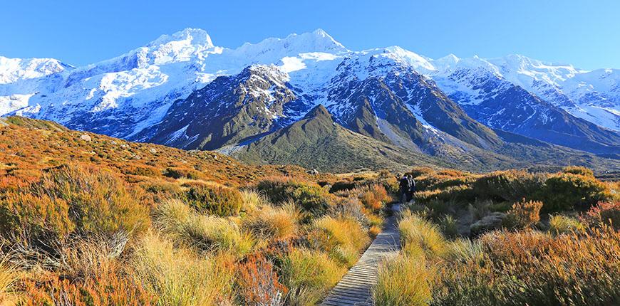 สถานที่ท่องเที่ยวที่ดีที่สุดในนิวซีแลนด์ ตอนจบ