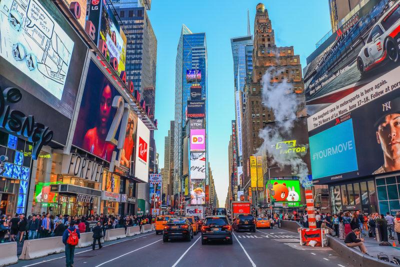 เรื่องน่ารู้ก่อนไป มหานครนิวยอร์ก